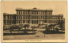 Primi '900 Roma Facciata Palazzo Di Giustizia Piazza FP B/N