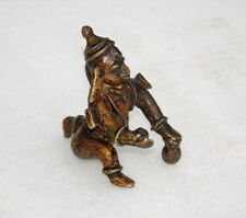 ANTIQUE 17TH C HINDU GOD BAL GOPAL CHILD KRISHNA LORD RARE BRONZE STATUE FIGURE