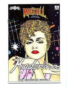 Rock N Roll Comics #17    Madonna