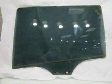 Mazda 5 Premacy Mk2 04-10 NS left rear door window glass drop glass