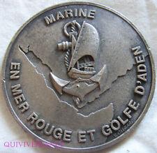 MED8833 - MEDAILLE MARINE EN MER ROUGE ET GOLFE D'ADEN