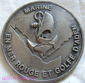 MED8833 - Medal Marine IN Red Sea And Gulf of Aden