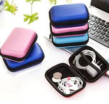 Carry Case Cover Pouch for USB External HDD Hard Disk Drive Protect Earphone Bag