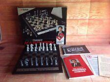 MK12 Chess Trainer KASPAROV CHESS TRAINING SET AND PROGRAM COMPLETE VGC
