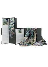 Van Gogh Italian Silk Scarf & Matching Tie Set - Lilac Bush
