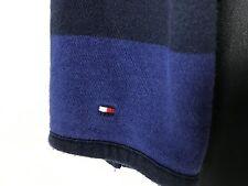 Tommy Hilfiger Woman's Blue Cotton Button Jacket Size XS/TP/XT