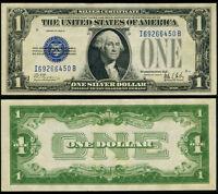 FR. 1602 $1 1928-B Silver Certificate Choice CU+
