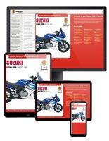 Suzuki GS500 Twin (1989-2008) Haynes Online Manual