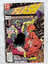 Flash #5 (Oct. 1987, DC) VF+