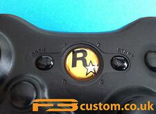 Custom XBOX 360 * Rockstar Logo* Guide button