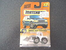 """Vintage 1997 Matchbox # 13 Shovel Nose Tractor """" AWESOME COLLECTABLE PIECE """""""