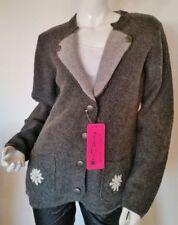 Damen-Pullover & -Strickware aus Mischwolle ohne Muster mit L
