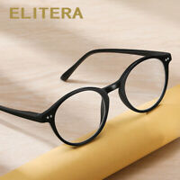 ELITERA Anti Blue Light Blocking Reading Glasses Women Men Presbyopic Glasses