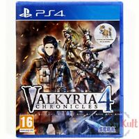Jeu Valkyria Chronicles 4 [VF] sur PlayStation 4 / PS4 NEUF sous Blister