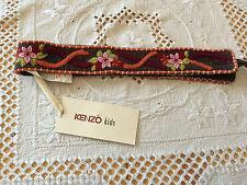 Jolie ceinture Kenzo kids taille 65 cm neuve avec étiquette.