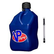 Vp Racing Fuels 5 Gal Plastic Motorsport Fuel Liquid Container Amp Hose Kit With Cap