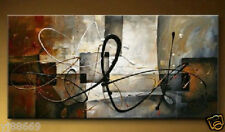 """Huge Modern Abstract Art Hand-painted Oil Painting Canvas Decor """"No frame"""""""