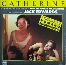 R. Musumarra  J.Edwards - Catherine - Mon Bel Amour, Ma Déchirure BOF Vinyl 45T