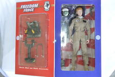 Elite Freedom Force US Navy Female F-14 Tomcat Pilot Action Figure Hatters 21060