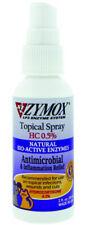 ZYMOX - Enzymatic Topical Spray with Hydrocortisone - 2 fl. oz. (60 ml)