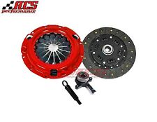 ACS Stage 2 Clutch Kit+Slave Cyl for 2009-2010 2.4L Non-Turbo Mitsubishi Lancer