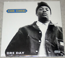 """Dr. Dre - Dre Day 12"""" Clear Vinyl Single Record Store Day 2018 xxx/2500 OOP RSD"""