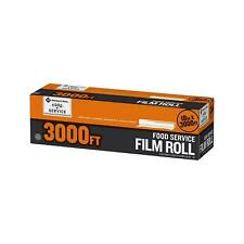 Member's Mark Food Service Plastic Saran Storage Film Wrap - 18 X 3000 feet