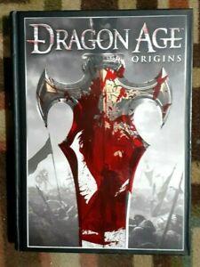 Dragon Age Origins Collector's Edition Prima Hardback Strategy Game Guide