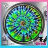 "Tye Dye K3 Turntable Slipmat - 12"" LP Record Player, DJ Slip Mat AudioFreak"
