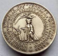 Sachsen - Kurprinz Friedrich August  200 Jahrfeier Universität Wittenberg 1702