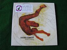 THE DIVINE COMEDY.. Perfect Lovesong (1 Track CD Promo Single)