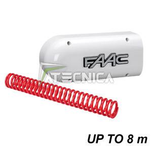 Tasca di fissaggio e molla per aste fino 8m tipo L FAAC 428437 x barriera B680H