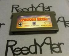 Disney's Chicken Little Nintendo GameBoy Advance game for GBA SP Micro DS lite