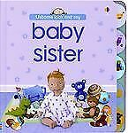 NEW - Baby Sister (Usborne Look and Say)