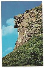 OLD MAN of the MOUNTAINS Franconia Notch New Hampshire NH Postcard Great Spirit