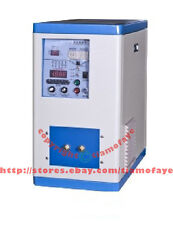 10KW 100-500KHz  Ultra HIGH Frequency Induction Heater  Melting Furnace