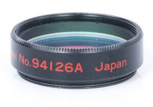 "Celestron 1.25"" Vintage LPR Light Pollution Filter Japan - 94126A"