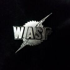 W.a.s.p.    logo   PIN BADGE