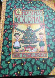 Christmas journal - Mary Engelbreit, Diary, Unused