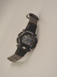 CASIO G-SHOCK DW-9052V Men's Watch New Battery Runs Great 46mm