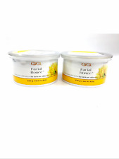 NEW-2 PIECES- GIGI ALL PURPOSE HONEE WAX / HAIR REMOVER 8 oz