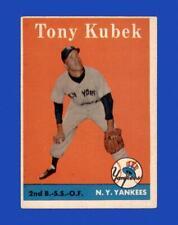 1958 Topps Set Break #393 Tony Kubek VG-VGEX *GMCARDS*