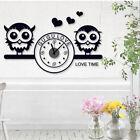 Cartoon Owls Family Wall Sticker Decal Art Vinyl Decor Home Room Decoration