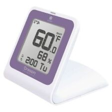 Oregon Scientific Touch Weather Humidity Wireless Monitor Station SL102 - NWOB