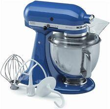 New KitchenAid Stand Mixer tilt 5-QT Ksm150psfb Metal Artisan Tilt French Blue