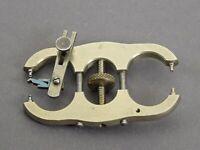 Uhrmacher Rundlaufzirkel altes Uhrmacherwerkzeug f TU Uhr watchmaker tool