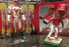 Cincinnati REDS AROLDIS CHAPMAN Bobblehead/Action Figure LOT SGA NIB (Yankees)