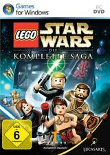 Lego Star Wars: Die komplette Saga (PC DVD ROM) für Windows