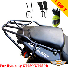 For Hyosung GT650R rear rack rear luggage rack Hyosung GT650 GT250 Comet, Bonus