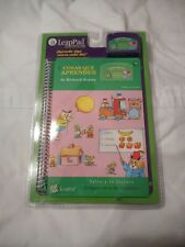 LeapPad LeapFrog Cosas Que Aprender Richard Scary Interactive Book & Cartridge